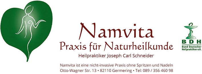 Namvita – Praxis für Naturheilkunde Logo